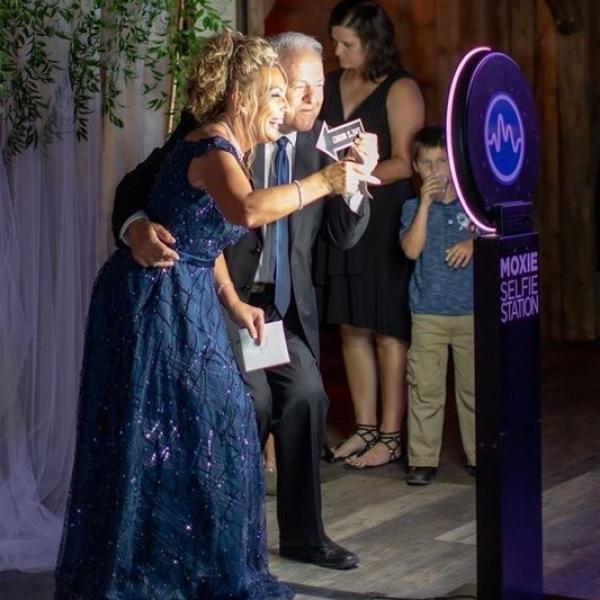 7 Full Selfie Wedding Sample – Maryland