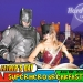 Batman Wonderwoman Hardrock